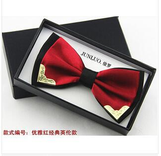18 colors Hot New British style Bow Tie for Men Male Formal Butterfly Tie Gravata Wedding