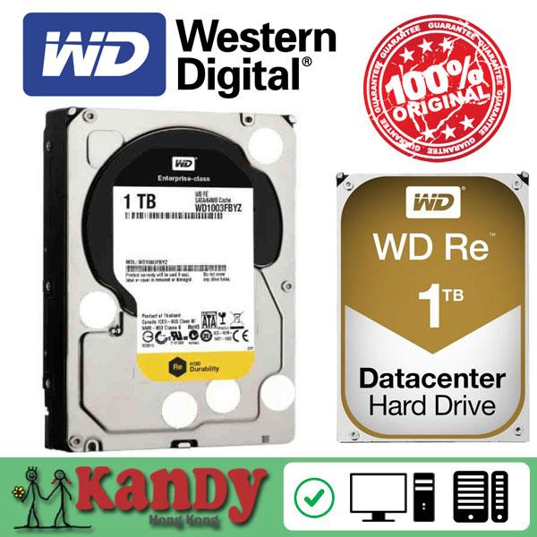 Western Digital WD RE 1TB hdd sata 3.5 disco duro interno internal hard disk harddisk hard drive disque dur desktop hdd server(China (Mainland))