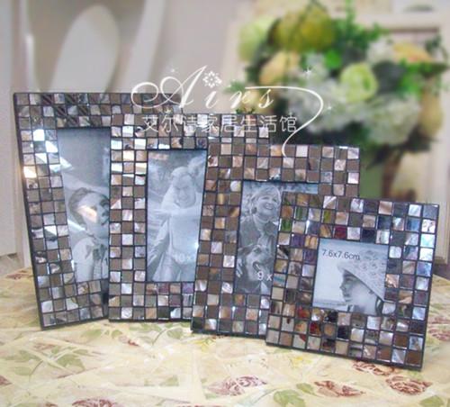 achetez en gros miroir cadre de la mosa que en ligne des grossistes miroir cadre de la. Black Bedroom Furniture Sets. Home Design Ideas