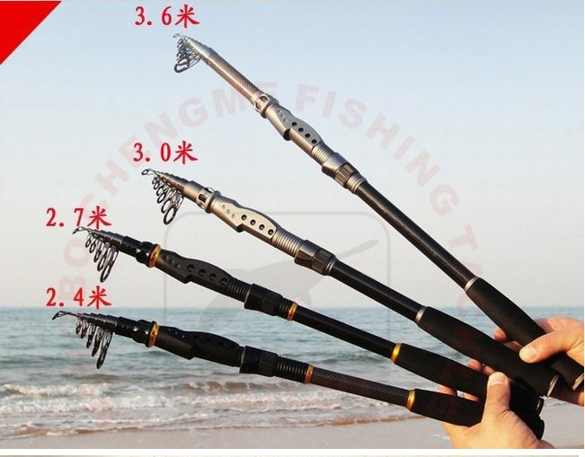 Strongest fishing rods surf rods telescopic rods for Shipping fishing rods