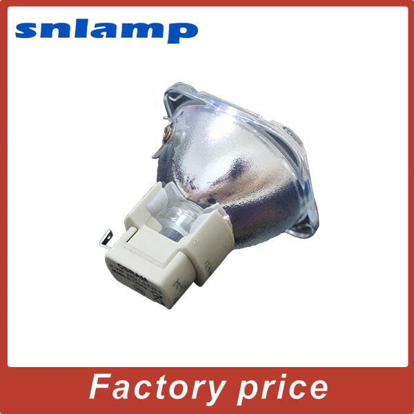 Фотография 100% Original Bare Osram Projector lamp  5J.06W01.001 Bulb  for  MP723 MP722 EP1230 MP711 MP711C