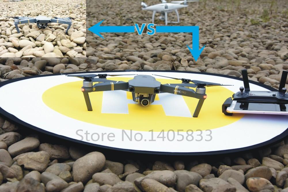 80cm RC Drone Quadcopter Helicopter Fast-fold landing pad helipad Dronepad DJI Phantom 4 3 2  inspire 1 Mavic Pro Accessories