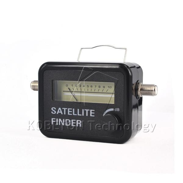 Satellite Finder Tool Meter FTA LNB DIRECTV Signal Pointer SATV Satellite TV satfinder Meter Network Satellite Dish localizador(China (Mainland))