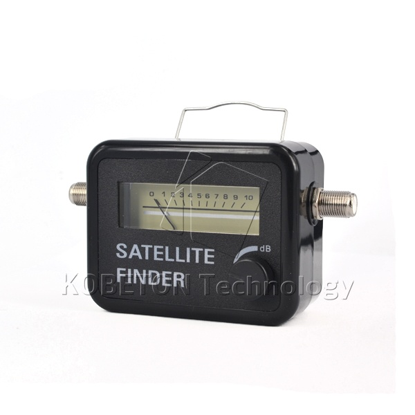 Satellite Finder Tool Meter FTA LNB DIRECTV Signal Pointer SATV Satellite TV satfinder Meter Network Satellite Dish localizador(China (Mainland))