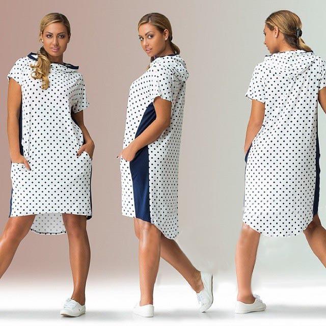 Спортивные платья для полных девушек