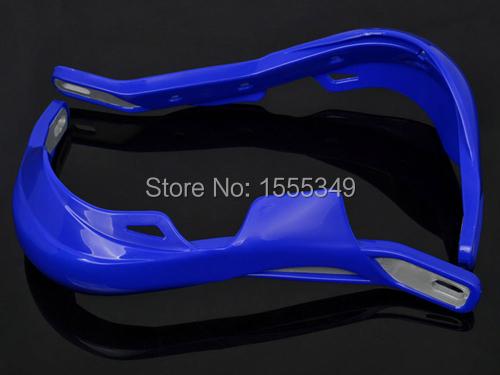 "Blue 7/8"" Handguards Hand Guards For KTM SX EXC XC XCF SXF 65 85 105 250 350 450 Yamaha YZ Wr TT Pw 450F 250F 250 R230 R125 R110(China (Mainland))"