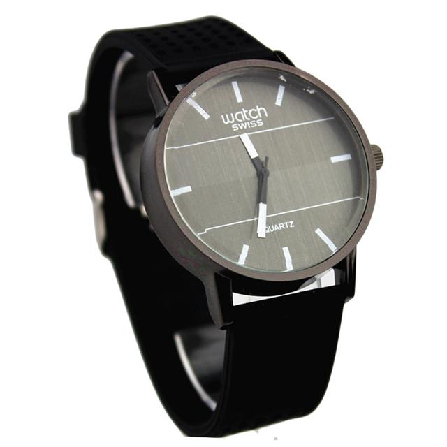 Zegarek męski WATCH SWISS sylikonowa opaska sportowy styl różne kolory