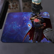 Personalized The Card Master Twisted Fate Natural Silicon Mouse Pad Computer Mouse Mat 180mmX220mmx2mm(China (Mainland))