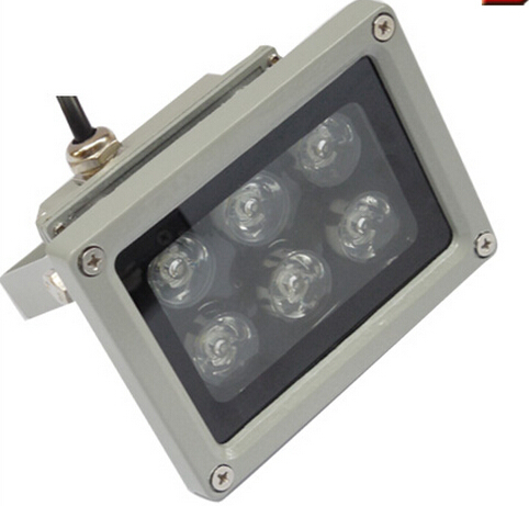 Waterproof Led Lawn Lamp Led Flood Light 6w Warm White Cool White Remote Control Outdoor