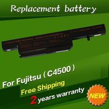 4400mAh battery for Clevo C4100 C4500 C4500Q C5100Q C5500Q C4500BAT-6 C4500BAT 6 C4500BAT6 B4100M B4105 B5100M B5130M B7110