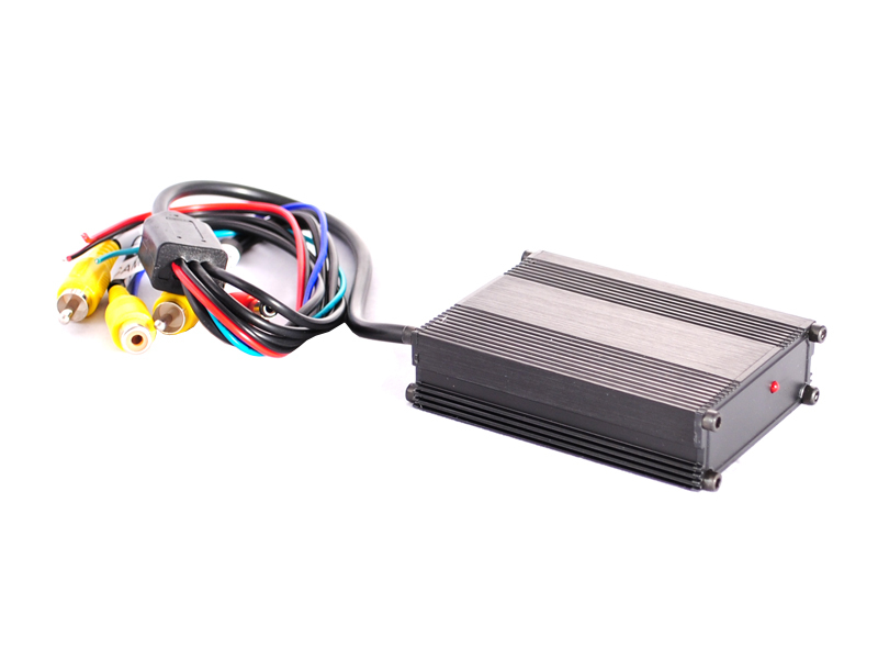 2CH Car Front and Rear Camera Video Control Box with automatic parking mode, AVIS AVS02TS<br><br>Aliexpress