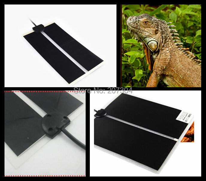 100Pcs/lot Reptile Heat Mat,45w suit Baby Bird,Snake 80x28cm P414(China (Mainland))