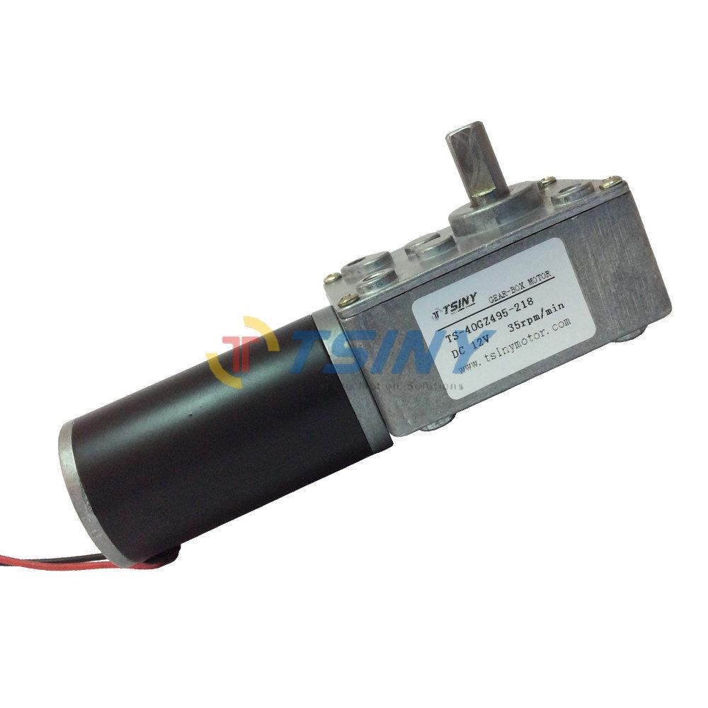 Buy Small High Torque 12v Reversible 35