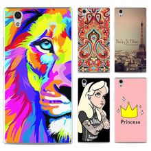 Buy FOR Lenovo P70 Case Cover FOR Lenovo P70T Case Colorful Printing Phone Protector Back FOR Lenovo P70 P 70 P70T Case Cover for $1.20 in AliExpress store