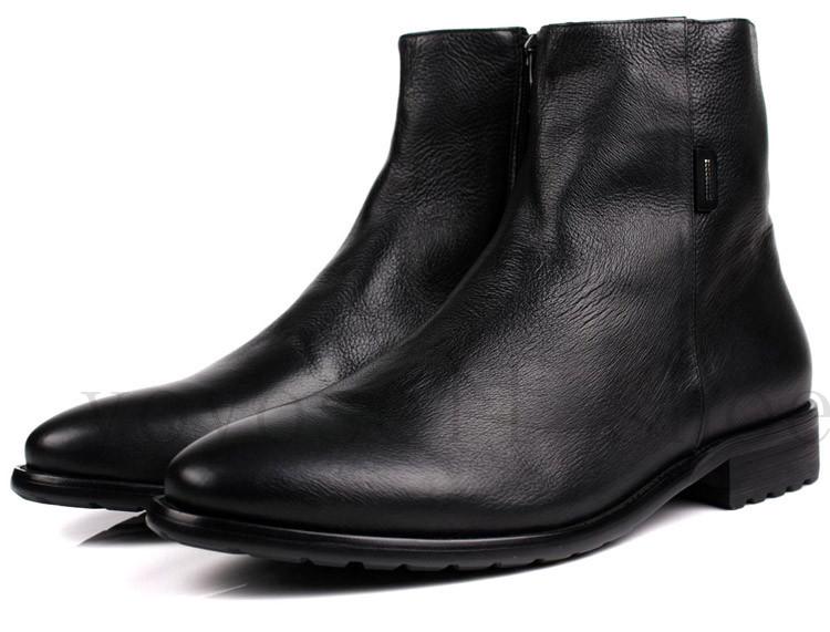 aliexpress buy fashion brown black mens ankle