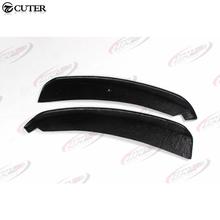 Buy High E82 Performance style carbon fiber front bumper splitter lip BMW E82 1 series bumper 2011-2013 for $174.79 in AliExpress store