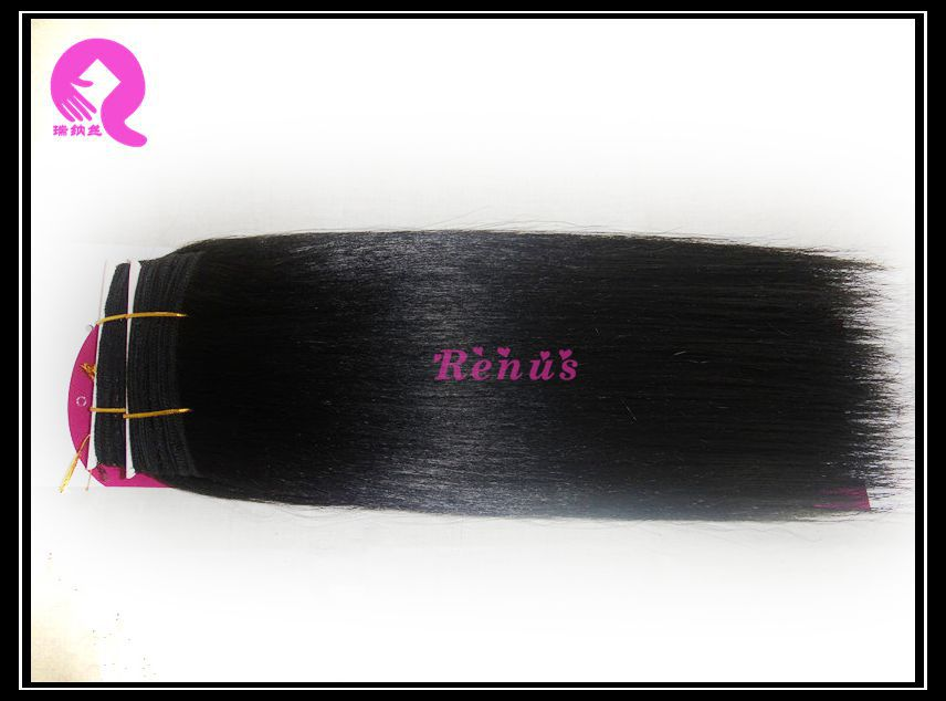 Yaki Weave Manufacturers Selling A Mixture Of Animal Hair European Black Hot Hair Curtain(China (Mainland))