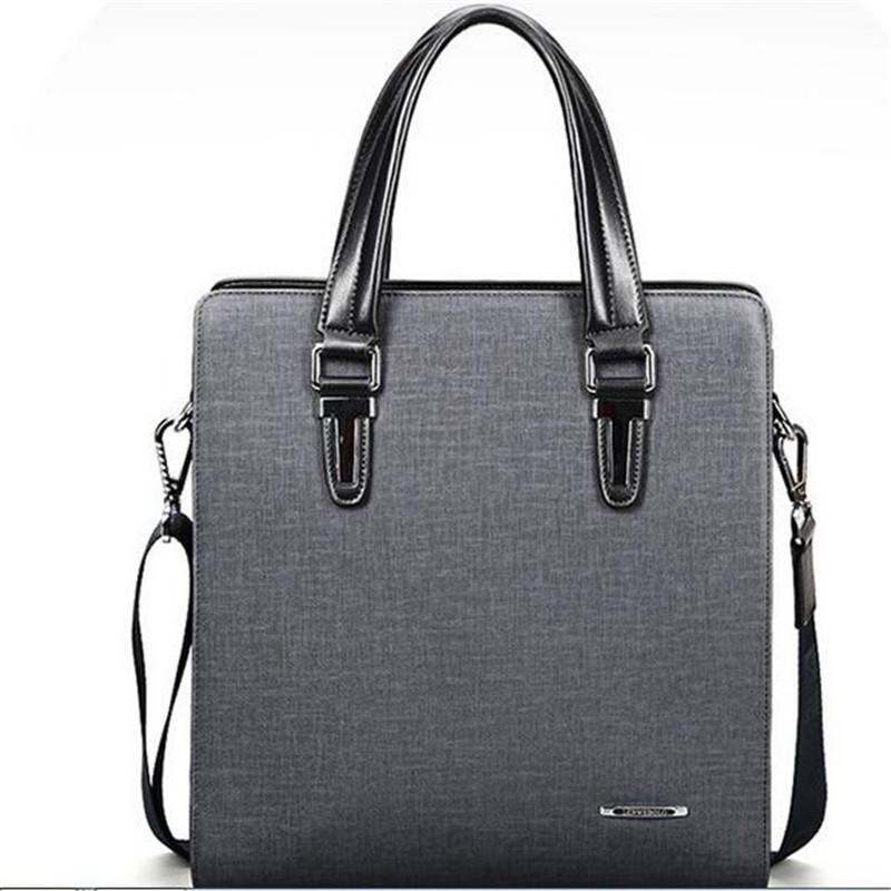 2016 Famous Popular Purses Hot Sale Men Business Handbags Mens Messenger Bag PU leather High Quality Clutch Gift D279<br><br>Aliexpress
