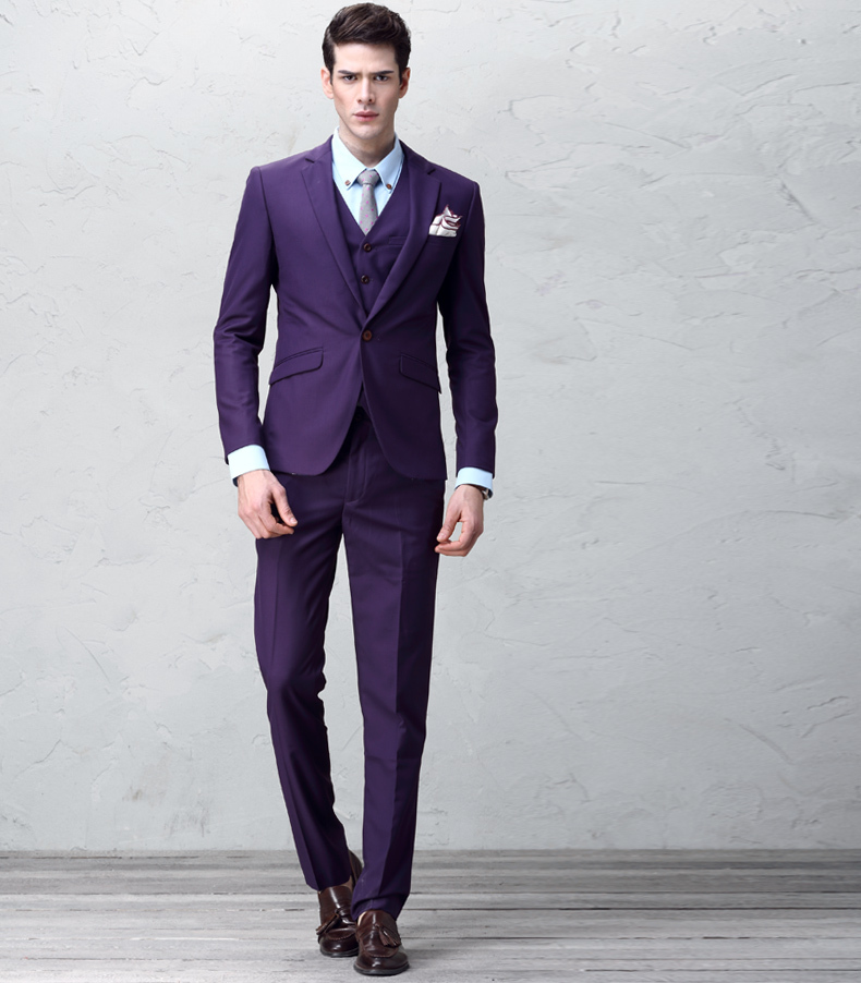 2015 tailor terno anzug floral slim fit custom made gentlemen wedding. Black Bedroom Furniture Sets. Home Design Ideas