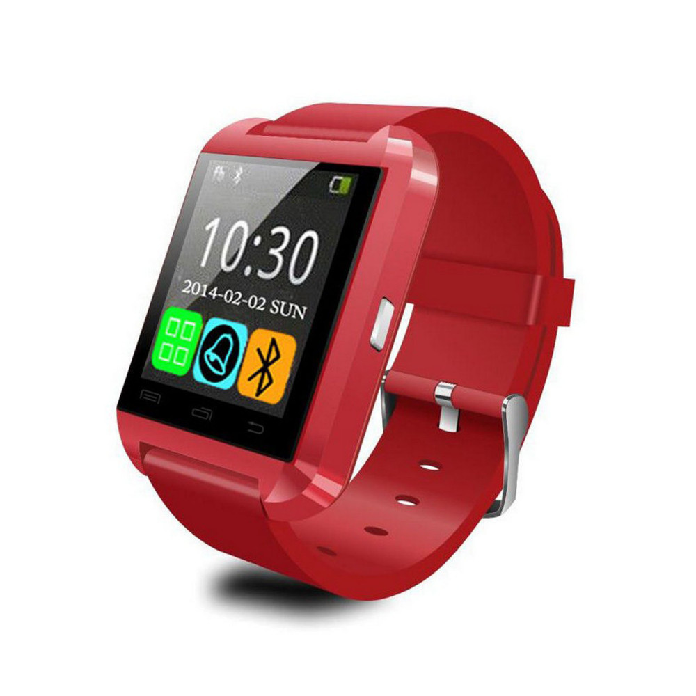 U8 Bluetooth Smart Wrist Watch Taken brand Phone Mate for Android And IOS Sport Fitness Tracker