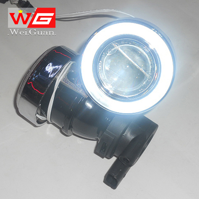 hid xenon fog light projector lens with h3 xenon bulb. Black Bedroom Furniture Sets. Home Design Ideas