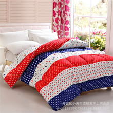 Quilt / air conditioning quilt/ comfort quilt. 100% microfiber fabric, soft, comfortable, size: 150x200cm. free shipping.(China (Mainland))