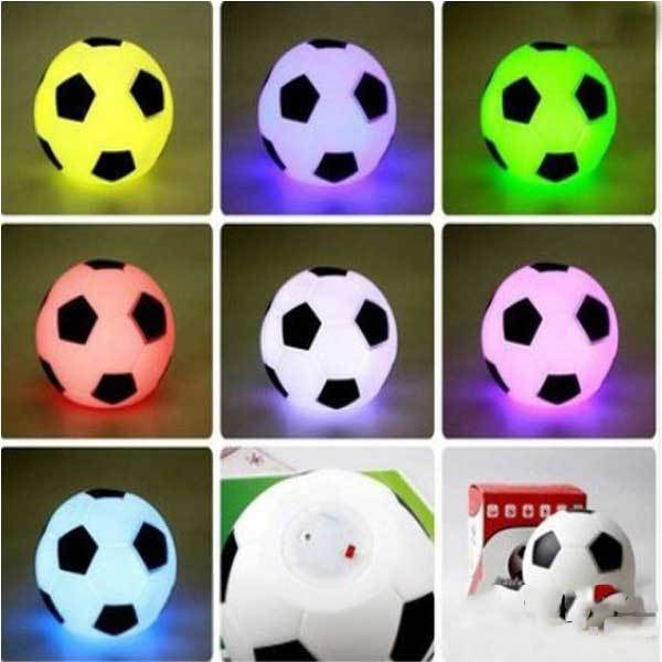 buyone cheap color changing led football light mood night lamp party decoration new cheap mood lighting