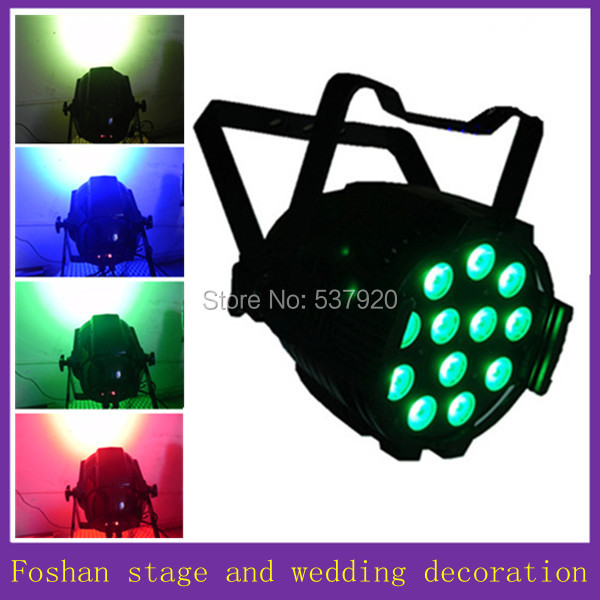 Free shipping led par 64 rgb dmx stage lighting,professional par lamp,led night light projector(China (Mainland))
