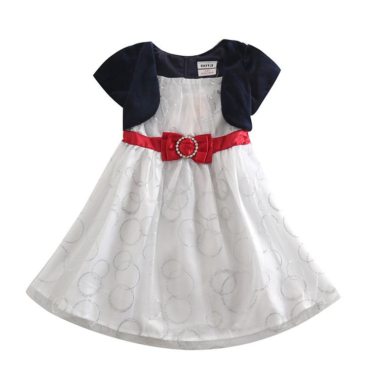 Гаджет  baby girl dresses summer 2015 girls party dress kids girl princess dress nova kids brand children clothing New arrival None Детские товары