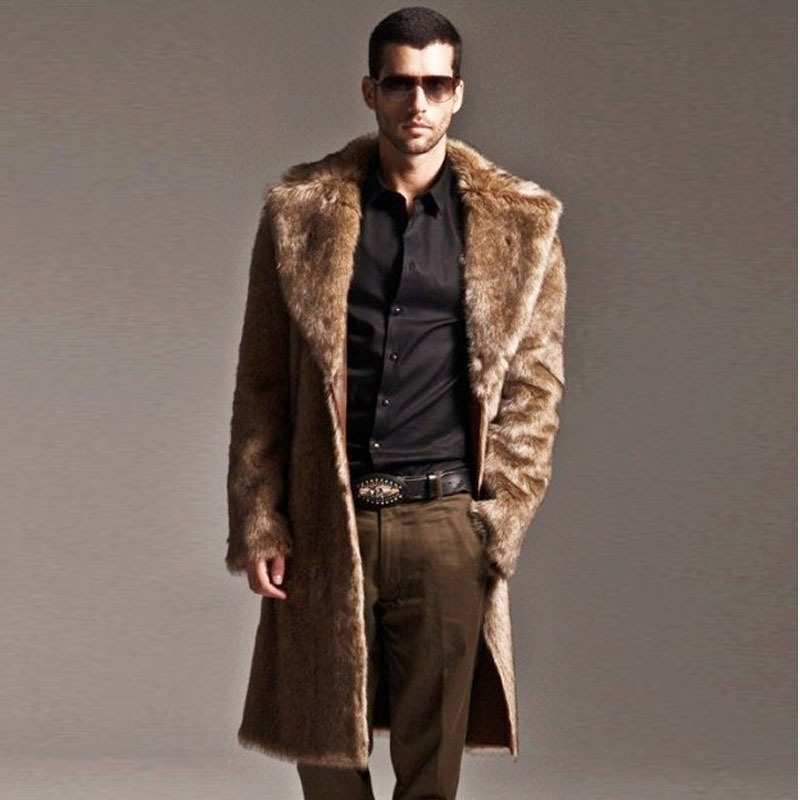Shop eBay for great deals on Men's Faux Fur Coats and Jackets. You'll find new or used products in Men's Faux Fur Coats and Jackets on eBay. Free shipping on selected items.