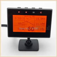 "3.06"" Display Car Vehicle Multifunction OBD Trip Computer 3 Modes DC 8-18V"