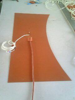 safe silicone heat pad CE /ROSH Verified ce(China (Mainland))