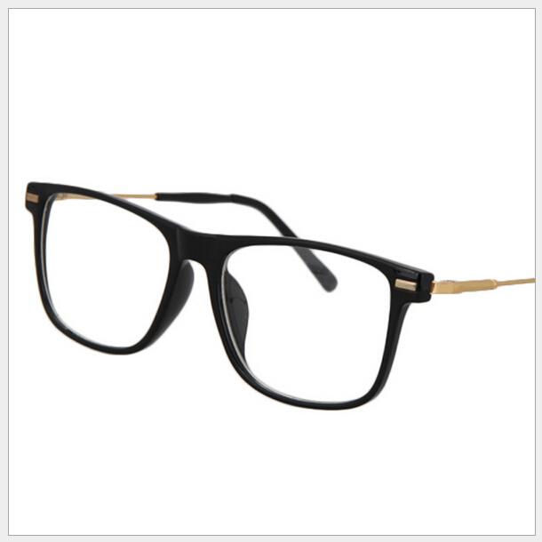 2014 trendy fashion big glasses frames brand