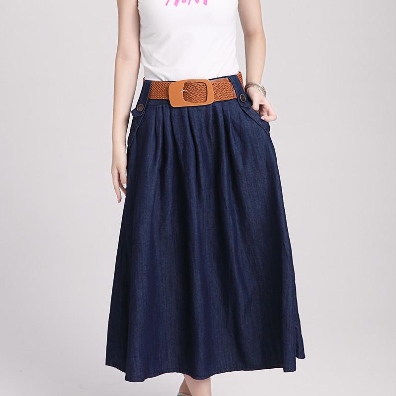 Simple New Arrival 2015 Spring Autumn Midi Skirts Women39s Street Fashion