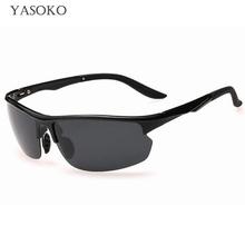 Fashion Polarized Sunglasses Men TR90 Goggle Sport Sunglasse Men Brand Designer Sun Glasses Ultralight oculos de sol