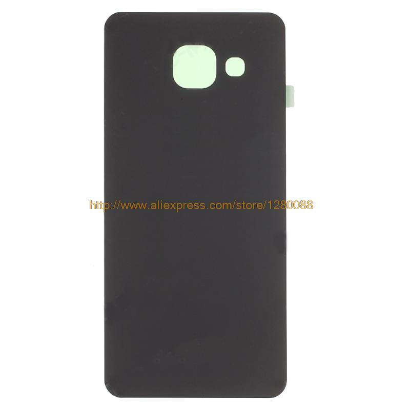OEM New Glass Replacement Housing Door Back Battery Cover For Samsung Galaxy A3 A310 (2016) With Logo With adhesive(China (Mainland))