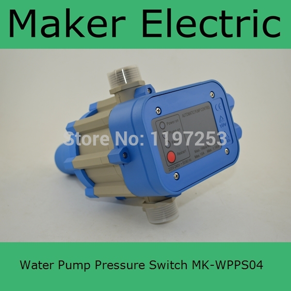 water pump electronic pressure switch MK-WPPS04 Made In China<br><br>Aliexpress