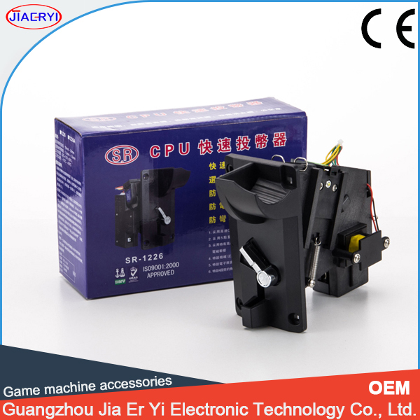 new products on china market coin mechanism for vending machines(China (Mainland))