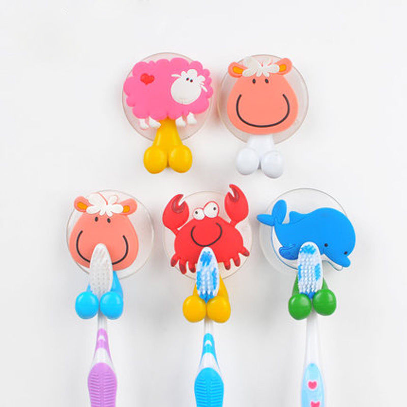 Полочки для ванной комнаты Animal Silicone Toothbrush Holder Cute Animal Silicone Toothbrush Holder полочки для ванной комнаты animal silicone toothbrush holder cute animal silicone toothbrush holder