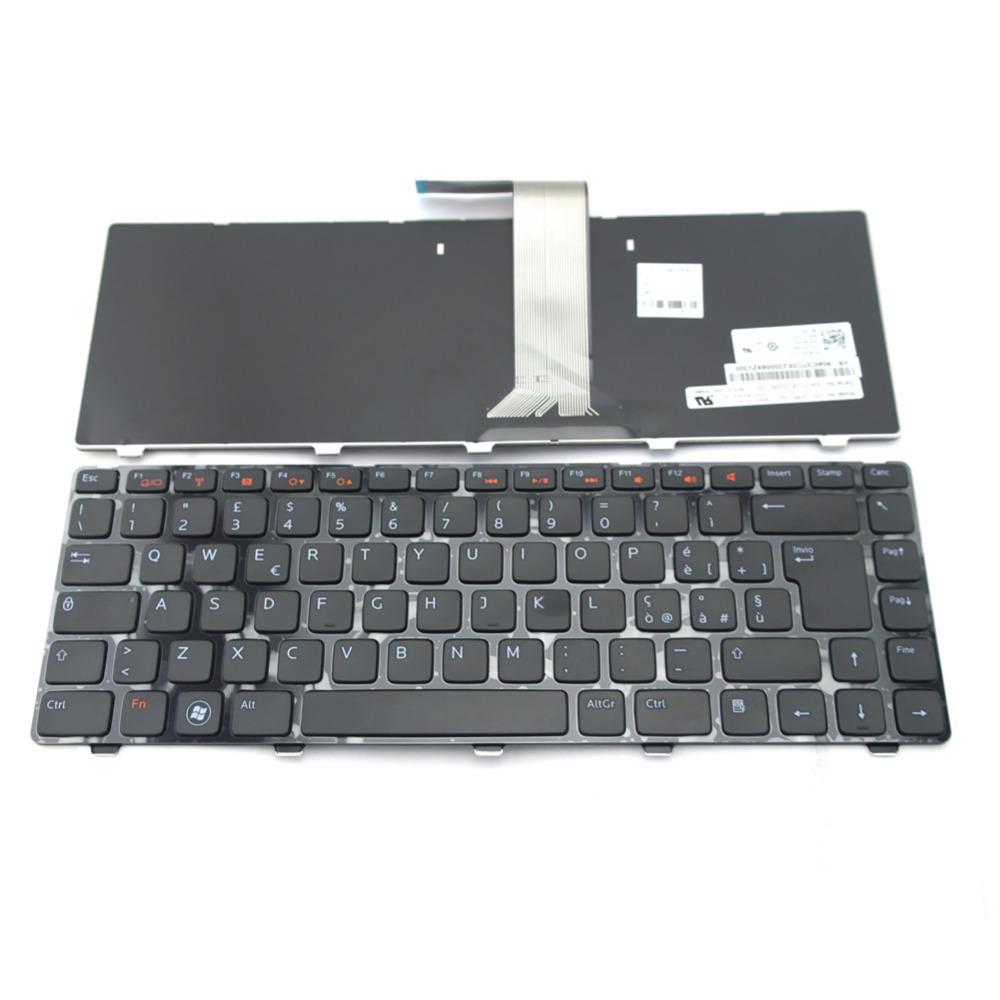 New IT Tastiera Italian Keyboard For Dell VOSTRO 3450 V3450 V3550 3550 3350 1540 3460 3560 1440 1450 V131 2420 1550 (K2507-IT)(China (Mainland))