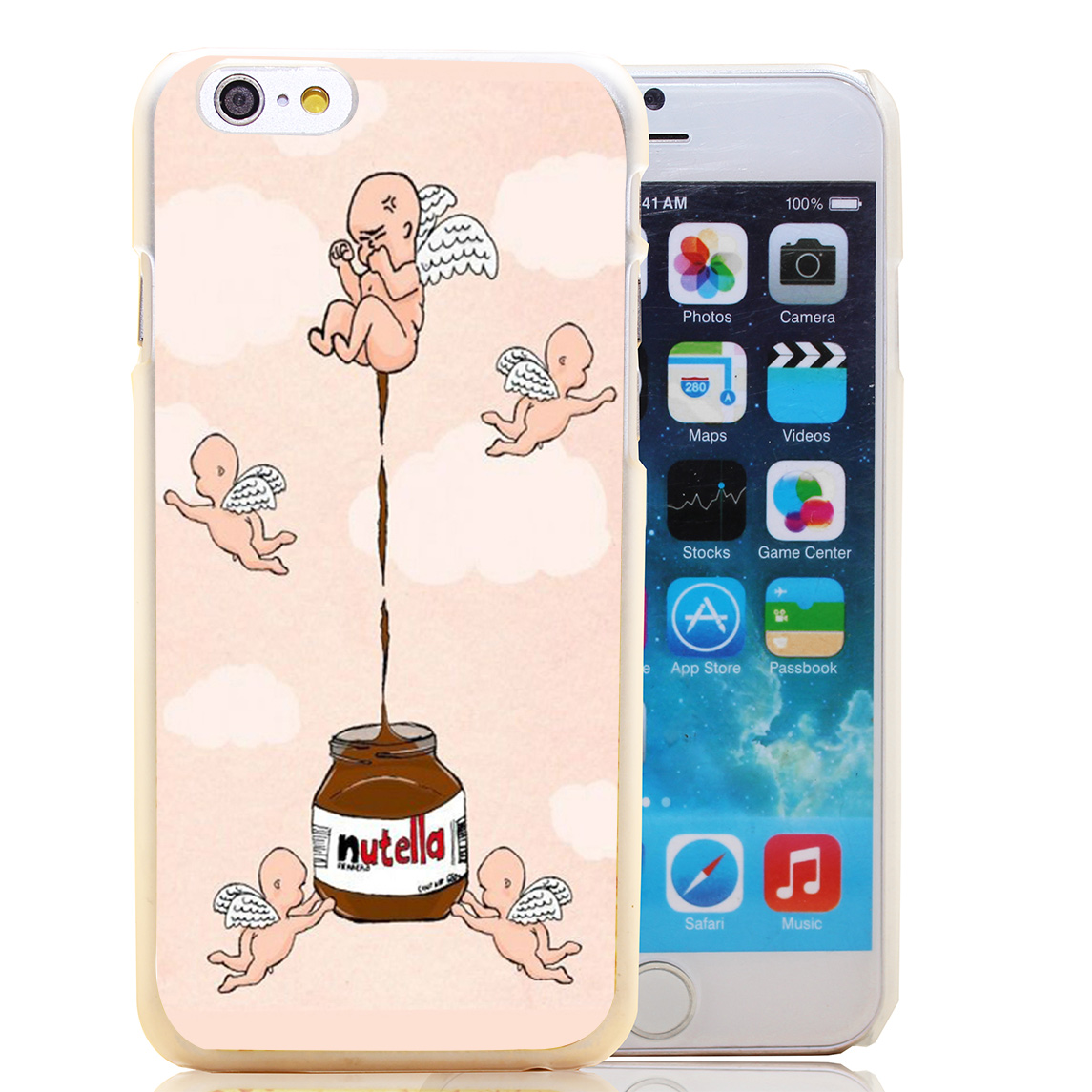 coque ange iphone 6 plus