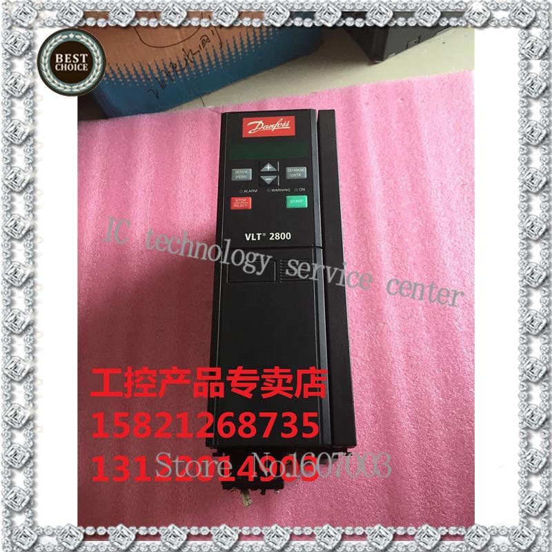 Danfoss frequency converter VLT2800 VLT2822PT4B20SBR1DBF00A00 2.2 KW 380 v(China (Mainland))