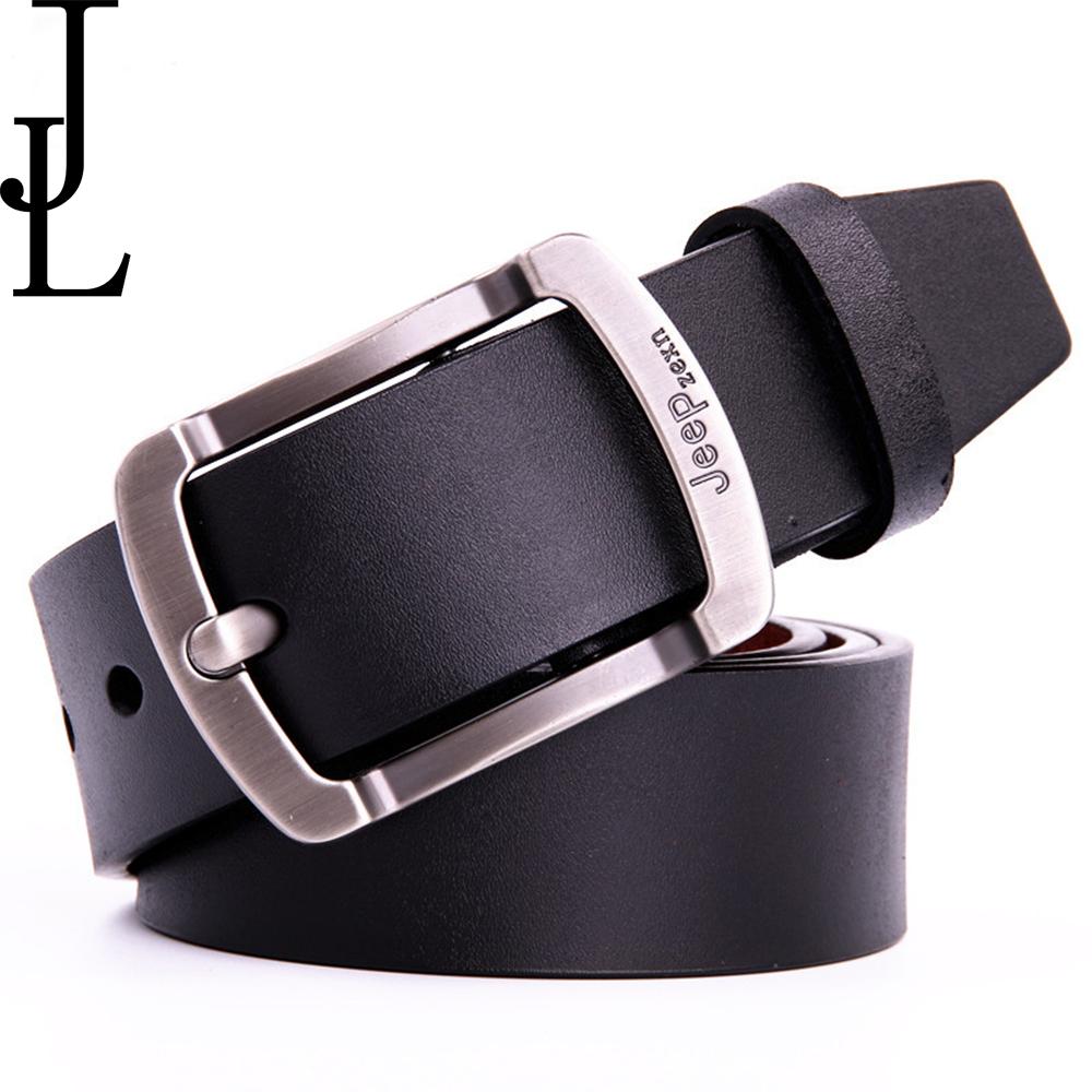 2016 mens pin buckle designer belts luxury brand strap male genuine
