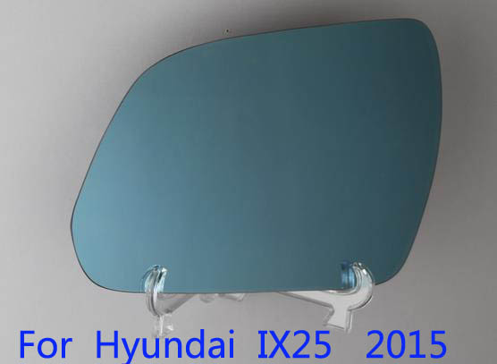Exterior Parts for hyundai ix25 Multi-curvature blue wide angle led arrow turn signal heat defog out side door rear view mirror<br><br>Aliexpress