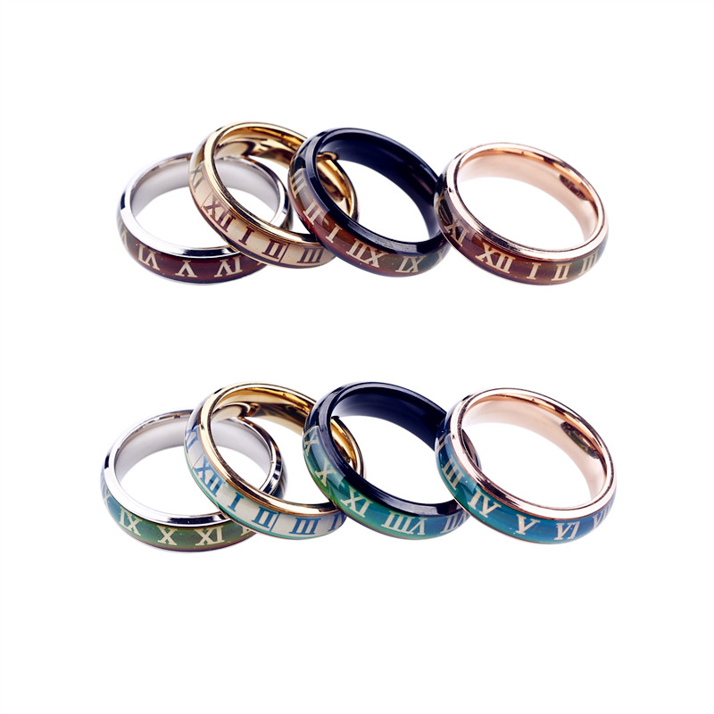 Compare prices on mood ring colors online shopping buy for Fashion jewelry that won t change color