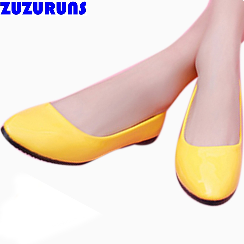 fashion slip on shoes for women flats ultra light women flat shoes candy color soft upper brand designer ladiess dress shoes 7a4(China (Mainland))