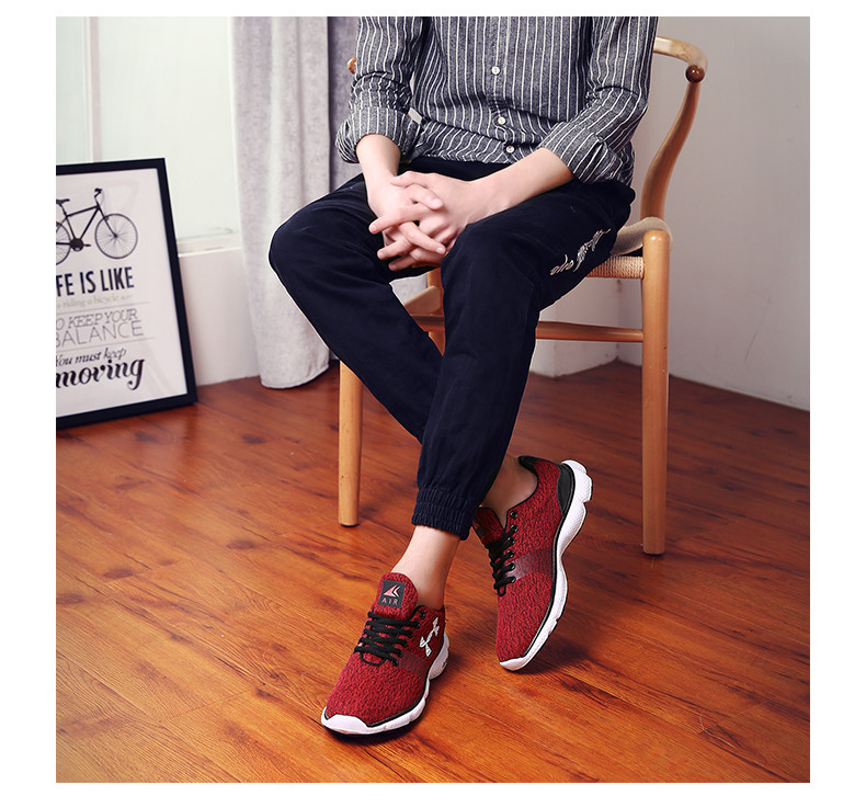 Breathable Men Casual Shoes Lace Up Mens Trainers Flat Walking Shoes Sport Comfortable Zapatillas Hombre Basket Femme Light Soft