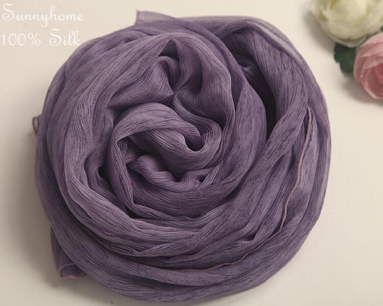 Mens famous scarves 2015 dark purple print crepe 100% silk quality womens scarfs fashionable women muslim hijab islamic shawls(China (Mainland))
