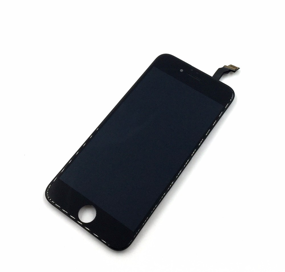 mobile phone lcd screen digitizer assembly for iphone 6 black-3