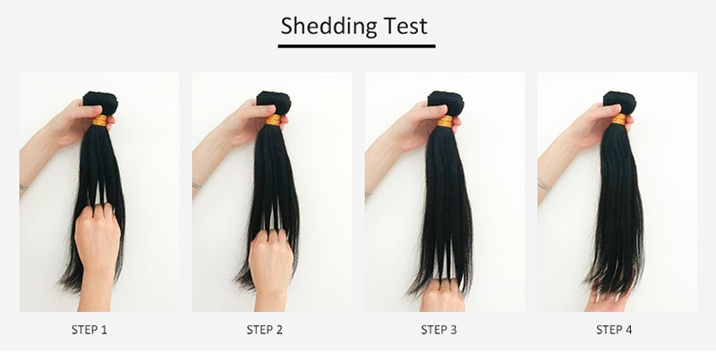 7A Clip In Human Hair Extensions Brazilian Hair African American Clip In Human Hair Extensions Coarse Yaki Human Hair Clip ins